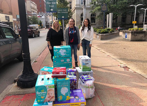 Western Pa. nonprofit turns to public for diaper donations during pandemic