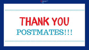 Thank You Postmates