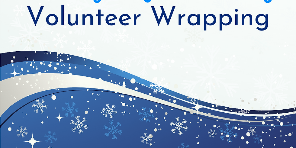 Volunteer Wrapping