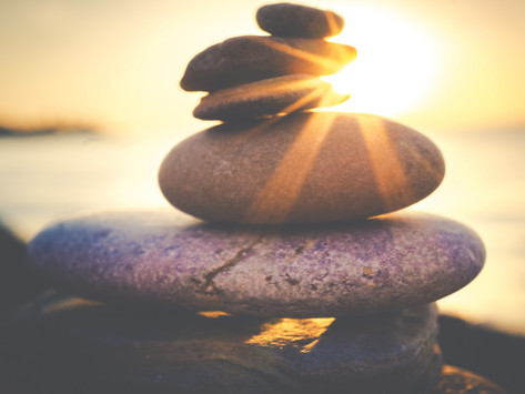 In Life Balance, All Things Aren't Equal