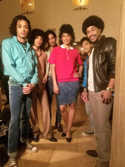 Debarge and Switch from TVOne movie