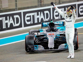 How to become a 5-time F1 World Champion