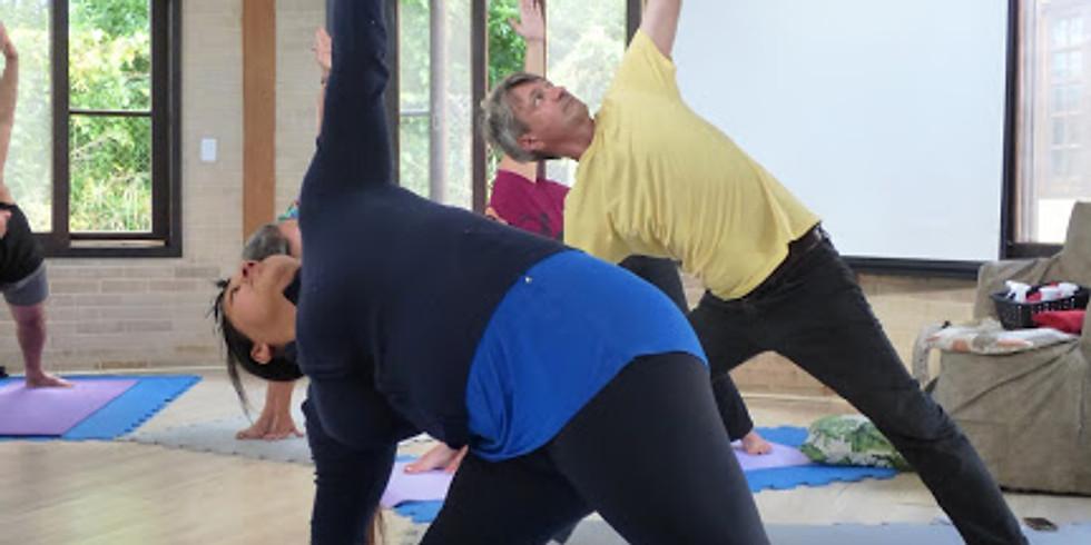 Formação de Instrutores em Tantra Yoga