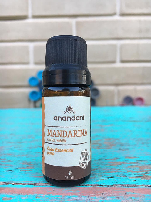 Óleo Essencial Mandarina