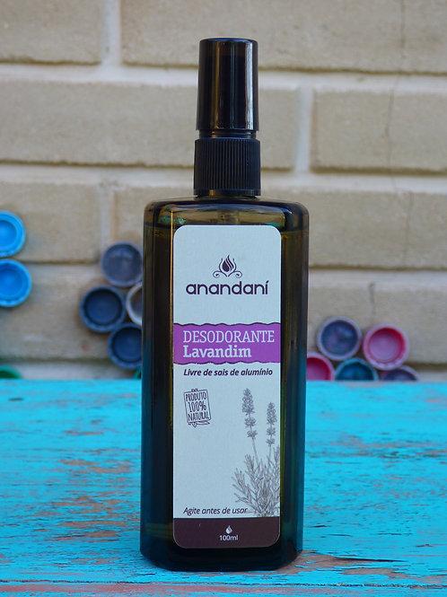 Desodorante  Lavandim