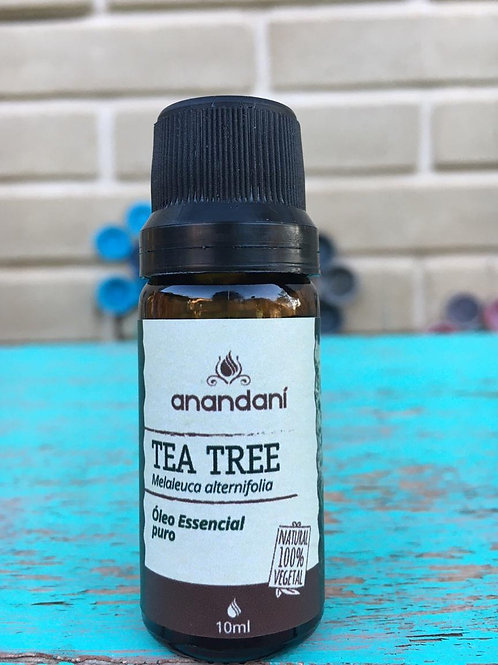 Óleo Essencial Tea Tree