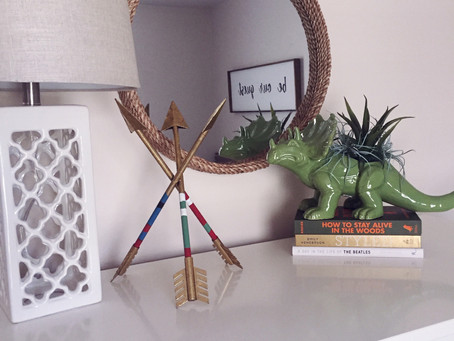 Guest Room Goes Green