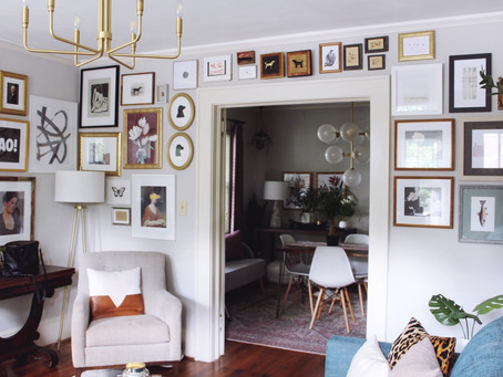 Gallery Wall Extension!