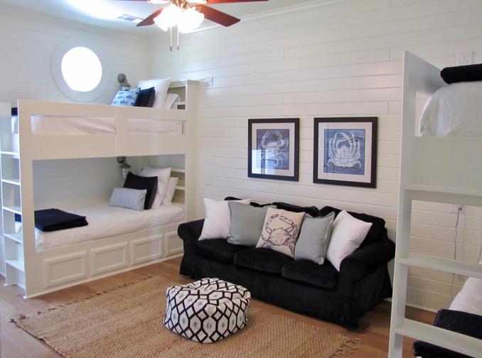 Beach house bunk beds
