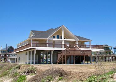 New construction beachfront