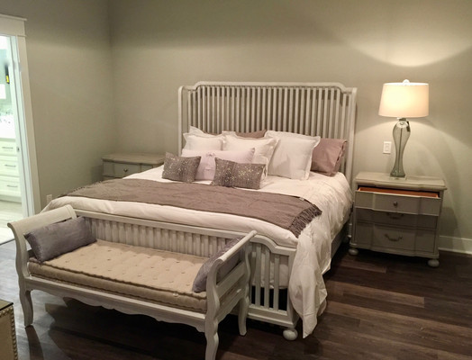Bedroom with style
