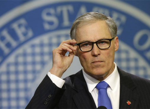 Governor Inslee sets phase 2 guidelines, including mask requirements.