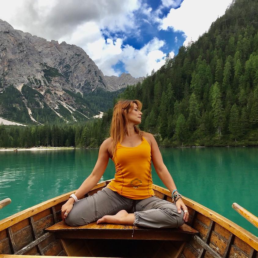 Yin Yoga con Linda Trotta