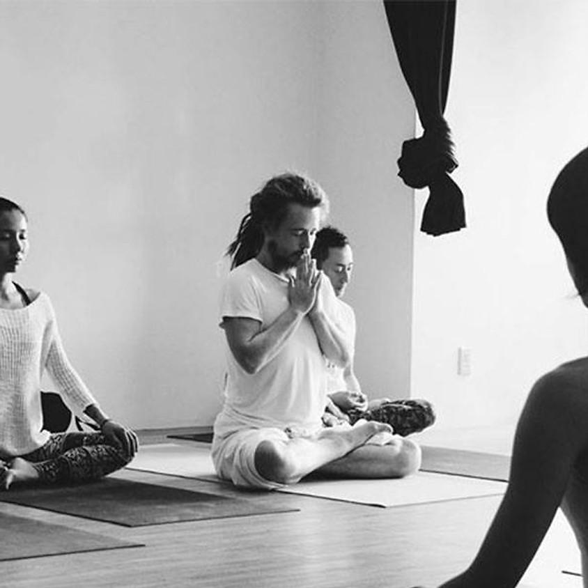 Zuddha Yoga masterclass con Waylon Belding