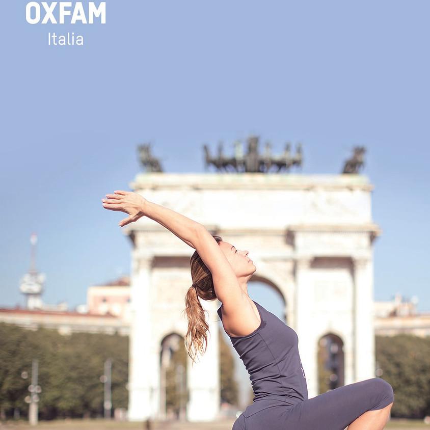 #yogaforwater Hatha Yoga con Ariane Ravazzi