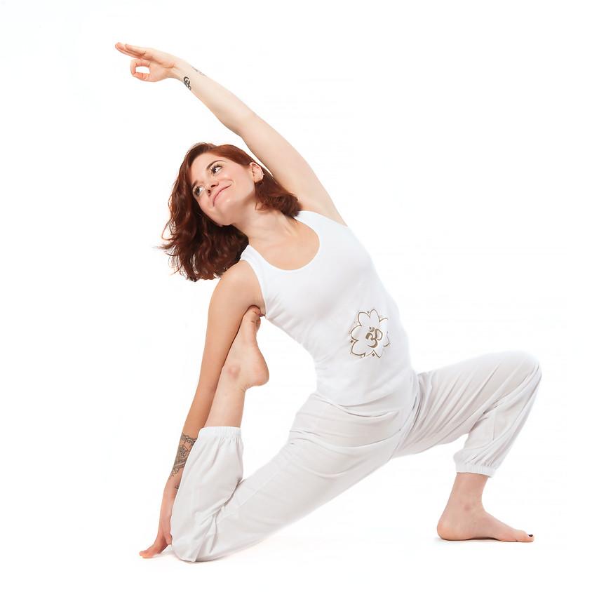 Nuovo corso Hatha Yoga con Celeste Valenti