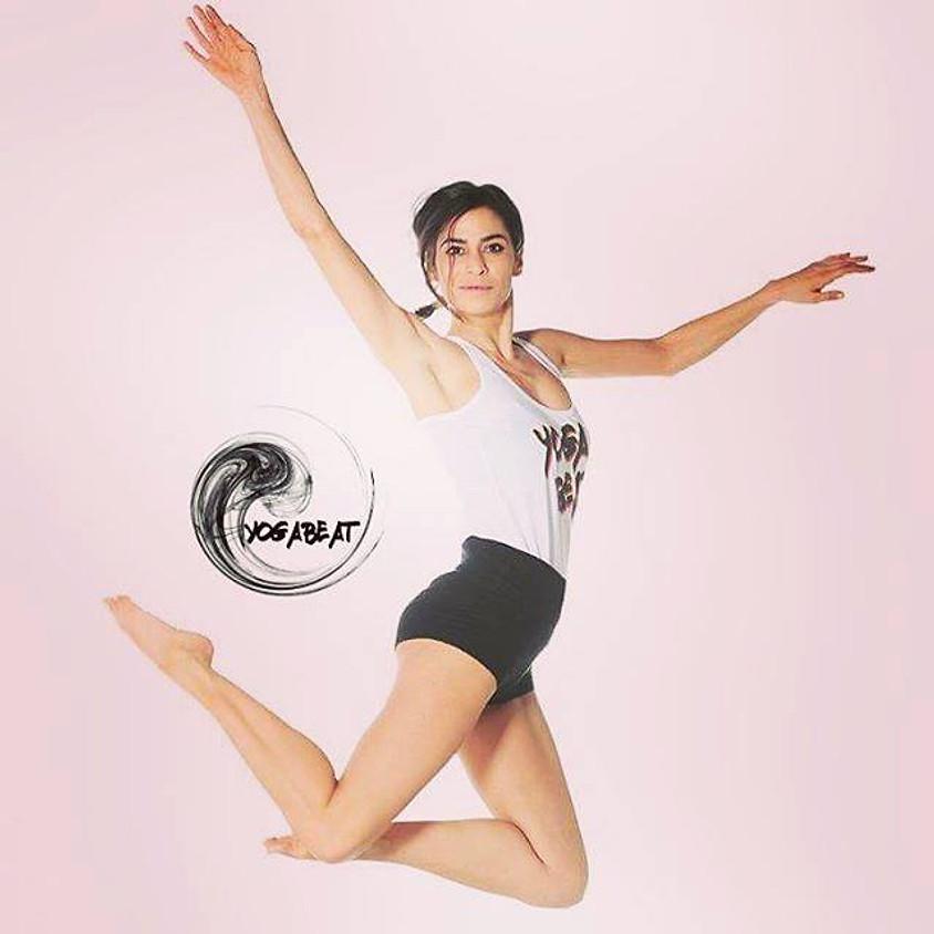 Yoga Beat con Silvia Paonessa
