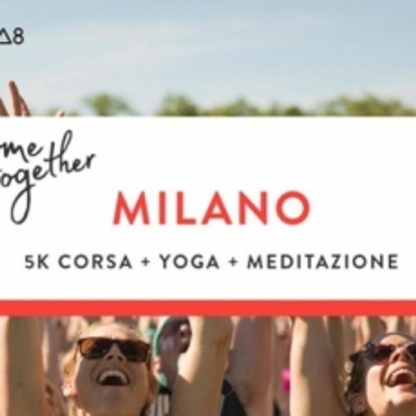 Wanderlust Milano - 1 ottobre 2017