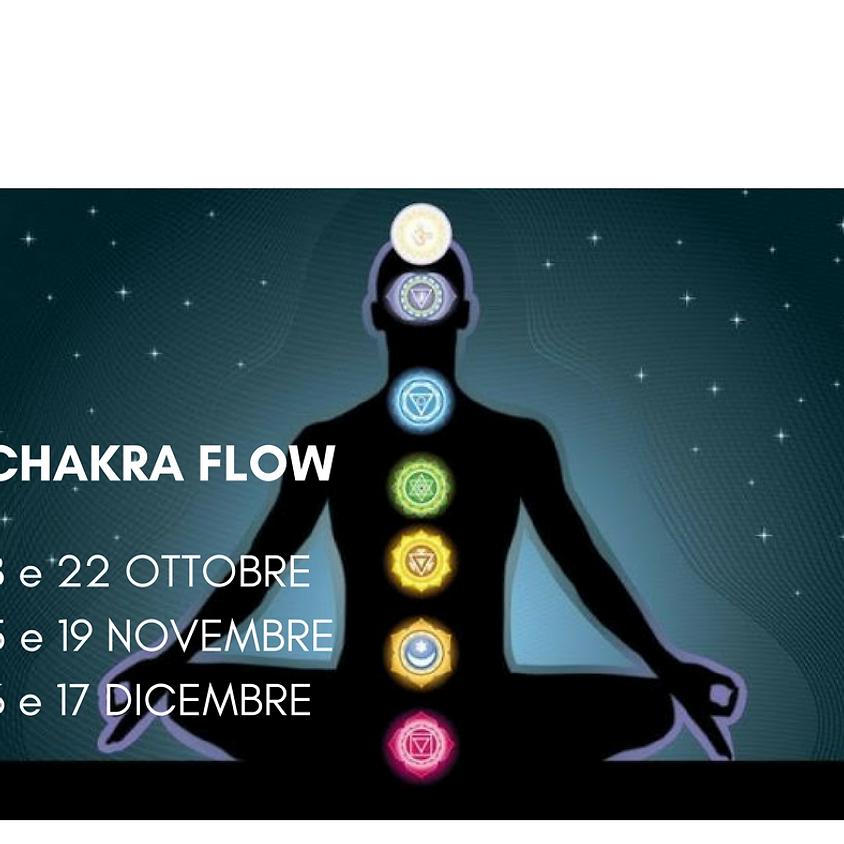 CHAKRA FLOW - MULADHARA