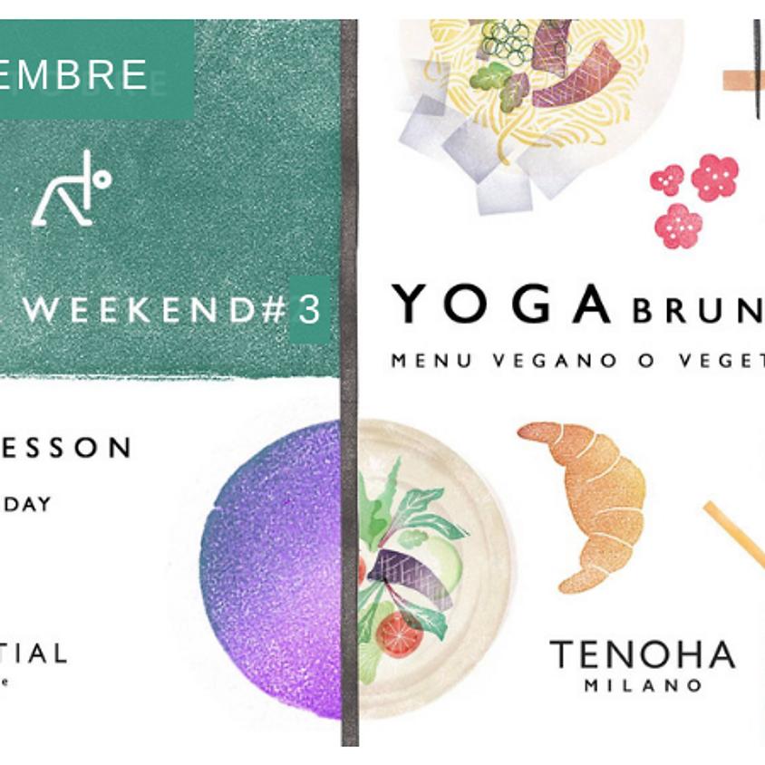 Yoga e brunch con TENOHA, Via Vigevano 18, Milano (1)