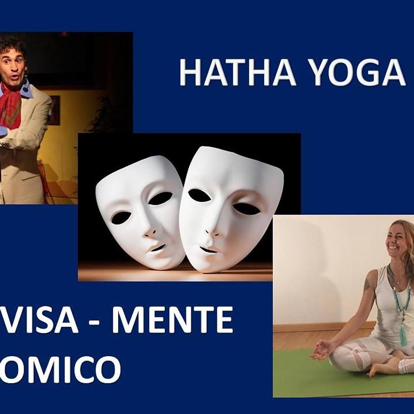 Laboratorio di Yoga e Teatro d'improvvisazione con Sara Ravagnan e Pablo Scarpelli