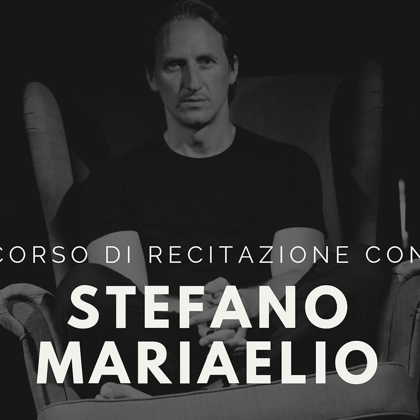Corso di recitazione con Stefano Mariaelio