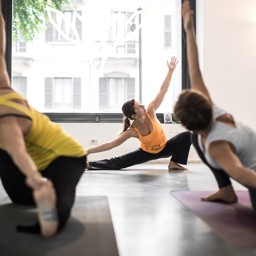 Corso Yoga Base per Principianti