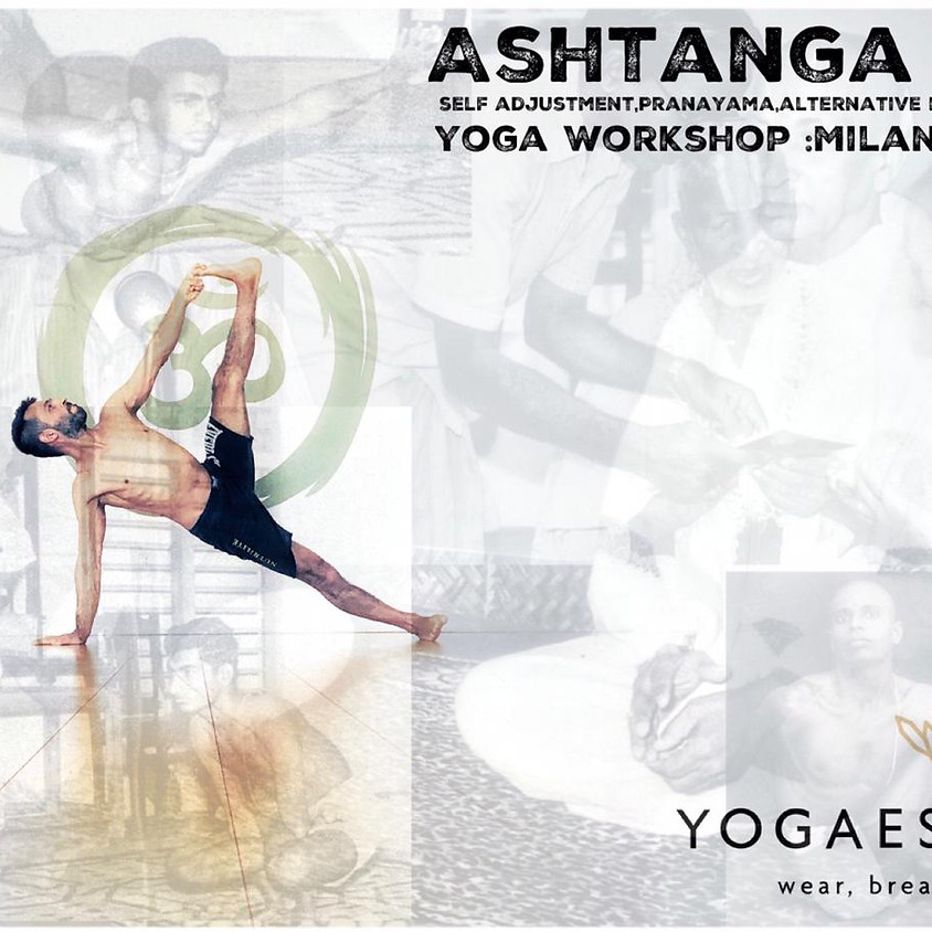 Ashtanga Bside - Laboratorio di Pratiche guidate di Ashtanga Vinyasa