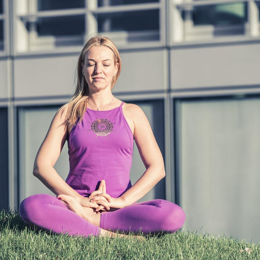Hatha Yoga nei versi della Bhagavad Gita con Laura Piai
