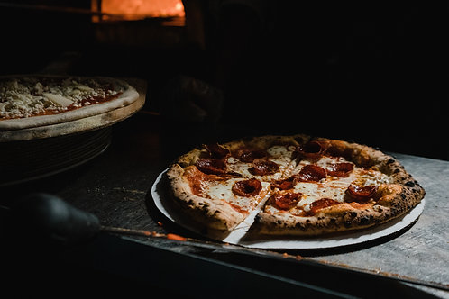 Wood Fired Pizza 🍕