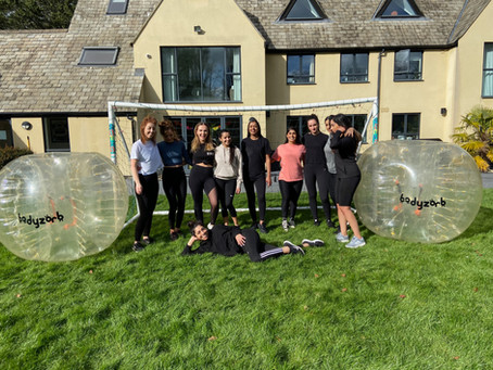 Where to start when planning a Hen Party at a big holiday home?