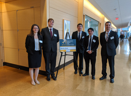 Ross Renewable Energy Case Competition 2019
