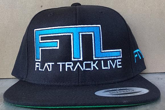 FTL Snapback Hat | Black