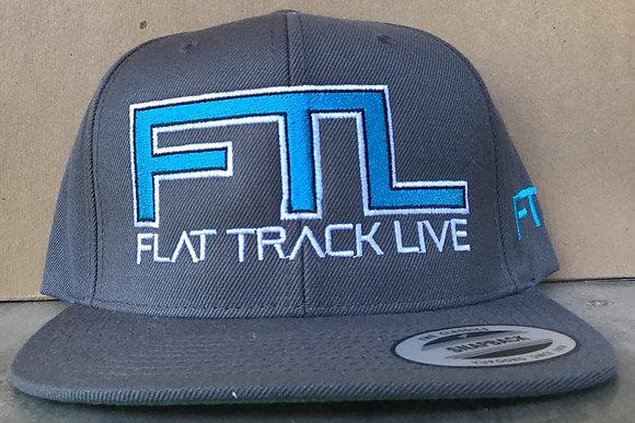 FTL Snapback Hat | Grey