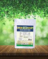 AlGA-MAX VIDA Es un extracto de algas marinas de la especie Ascophyllum nodossum y del género Sargassum,