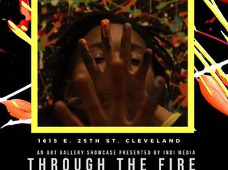 THROUGH THE FIRE ART SHOW