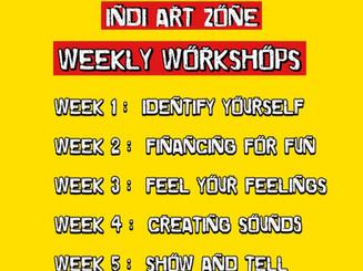 INDI ART ZONE 2018
