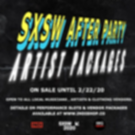 INDI SXSW AFTER PARTY