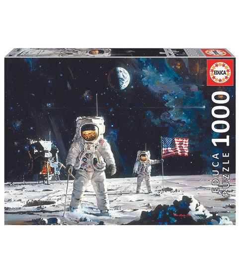 האיש הראשון על הירח