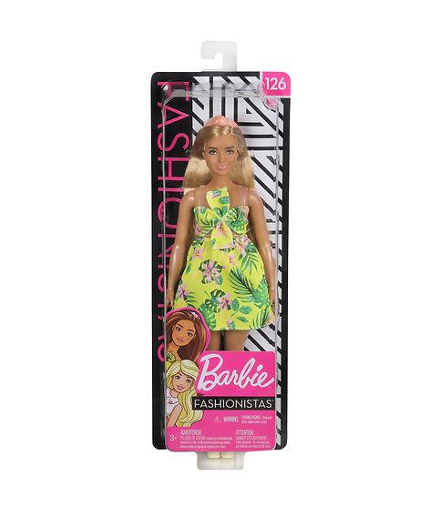 ברבי פאשניסטס שמלת הוואי