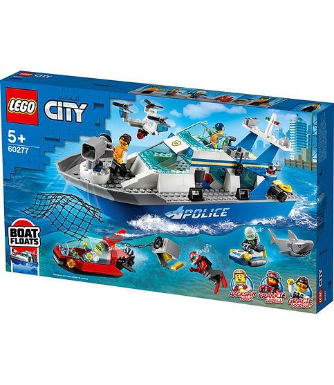 סירת סיור משטרתית