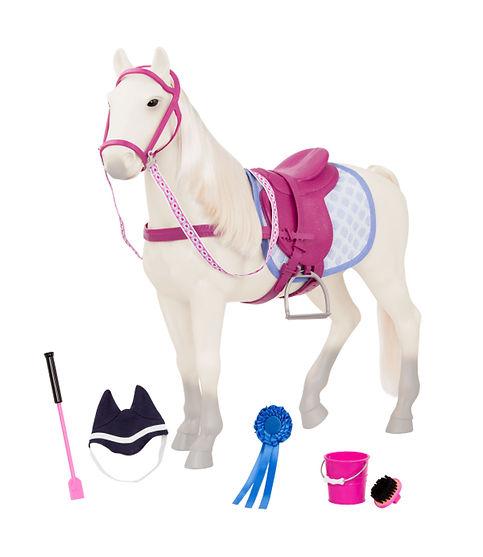 סוס אפור