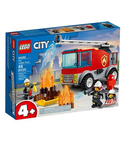 משאית סולם אש
