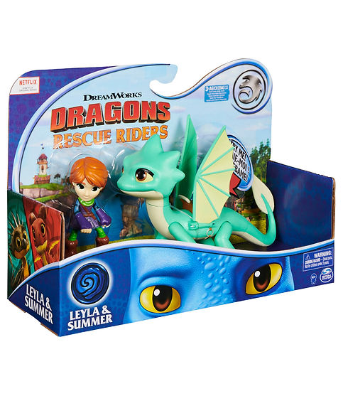 דרגונס - דרקון הצלה עם ויקינג