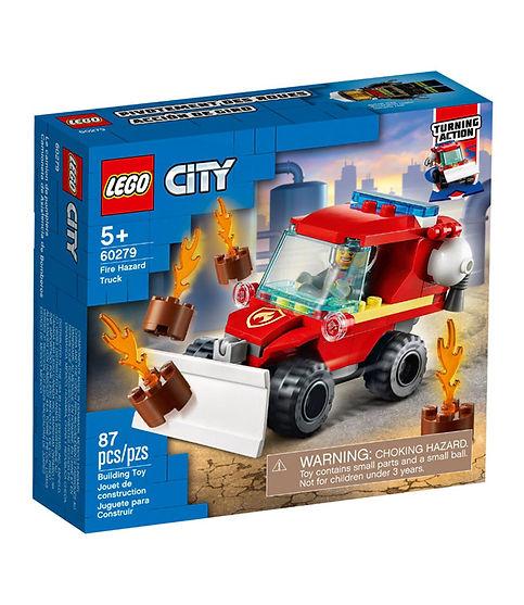משאית סכנת אש
