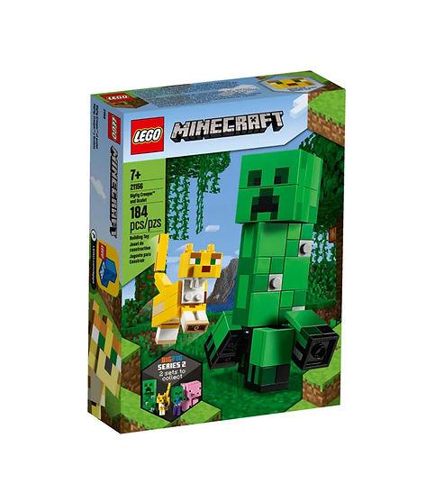 דמות ירוקה וחתול