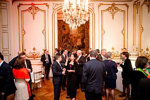 Meeting de l'IFRA, Hôtel d'Evreux