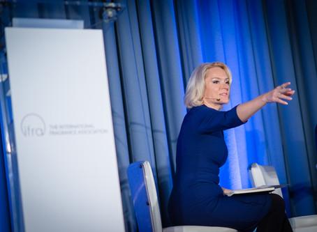 Reportage photo pour l'Assemblée générale de l'IFRA