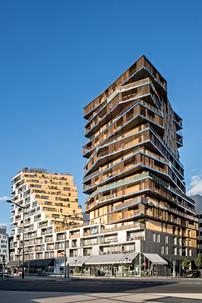 Bâtiment Home, ZAC Masséna, Paris XIII