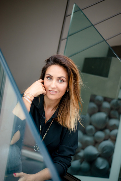 Valérie Messika, créatrice.
